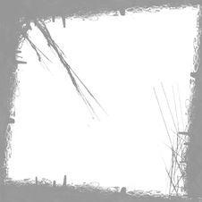Free Grey Grunge Frame Royalty Free Stock Image - 18690356