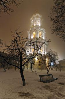 Free Kievo-Pecherskaja Monastery Stock Photography - 18690832