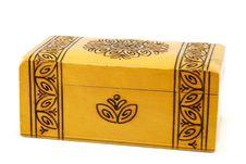 Antique Jewellery Box Stock Images