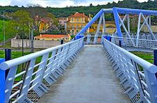 Free Iron Bridge Stock Photo - 18690870