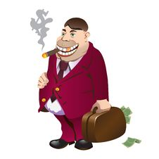 Free Businessman Royalty Free Stock Image - 18691206