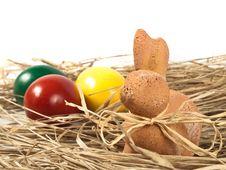 Free Little Easter Rabitt Royalty Free Stock Image - 18691306