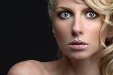 Free Beautiful Blonde Stock Image - 18692271