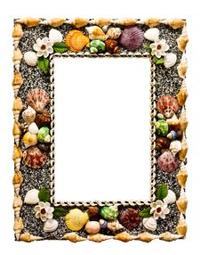 Free Frame Shell Royalty Free Stock Photos - 18692918
