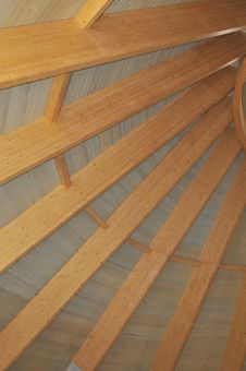 Free Construction Of A Wooden Cover Stock Photography - 18693212