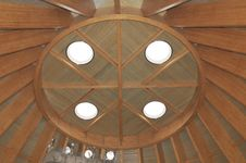 Free Construction Of A Wooden Cover Stock Photography - 18693302