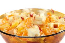 Free Fruit Salad Royalty Free Stock Photo - 18693325