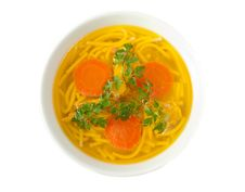 Free Chicken Soup Stock Photo - 18693380