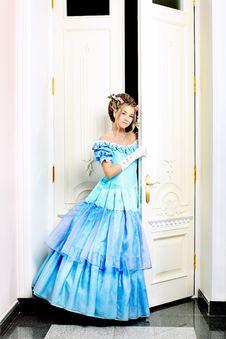 Free Festive Dress Royalty Free Stock Image - 18693906