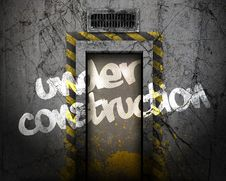 Free Under Construction Stock Images - 18693924