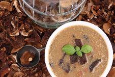 Free Mushroom Soup Stock Photo - 18694050