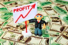 Free Profitable Royalty Free Stock Photo - 18694335