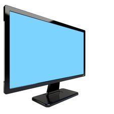 Free Monitor Royalty Free Stock Image - 18694716