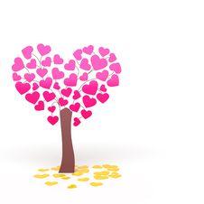 Free Tree Of Love Stock Photos - 18695723