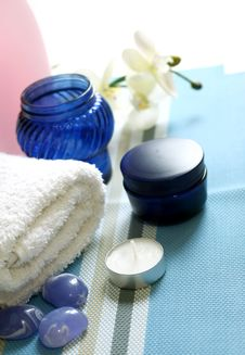 Free Spa Composition Stock Photos - 18696083