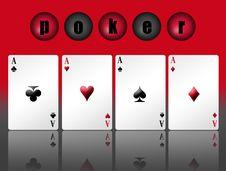 Free Poker Stock Photos - 18698423