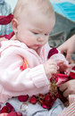 Free Baby With Beads Royalty Free Stock Images - 1878139
