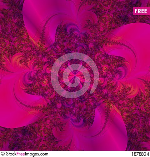 Unique Red Abstract background design template Stock Photo