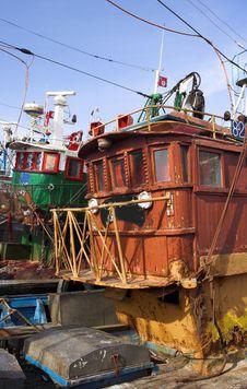 Free Fishing Boat Stock Photo - 1870070
