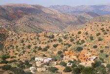 Free Morocco Countryside Stock Photo - 1870220
