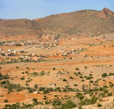 Free Morocco Countryside Royalty Free Stock Photos - 1870278