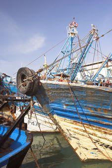 Free Old Fishting Boat Stock Photo - 1870300