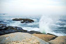 Free Sea Spray Stock Photos - 1870803