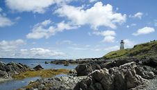 Free Eastern Lighthouse Royalty Free Stock Photography - 1870807