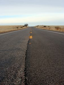 Free Paved Road Stock Photography - 1871232