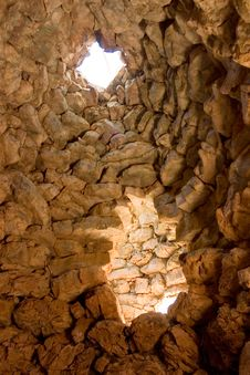 Free Nuraghe In Sardinia - Italy Royalty Free Stock Photos - 1872168