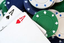 Free Poker Stock Photography - 1873772