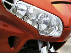 Free Motorcycle Headlamp - 1 Stock Photos - 1875263