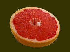 Free Red Grapefruit Stock Image - 1876781