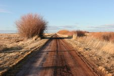 Gravel Road Stock Photos