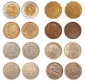 Free Different Coins Stock Images - 18708724