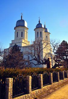 Free Romanian Monastery Royalty Free Stock Photos - 18700848