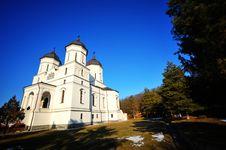 Free Romanian Monastery Stock Photos - 18701013
