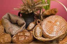 Free Bread Fresh Food Stock Photos - 18701383
