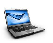 Free Black Laptop Royalty Free Stock Image - 18701926