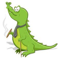 Free Crocodile Royalty Free Stock Photos - 18702878