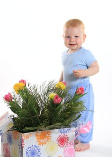 Free Smiling Child Royalty Free Stock Image - 18702926