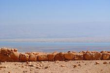 Free Masada Stock Photo - 18703920