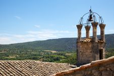 Free Luberon Rooftops Royalty Free Stock Photos - 18704808