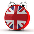 Free Alarm Clock Royalty Free Stock Photo - 18710625