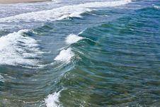 Free Clear Sea Stock Image - 18710581