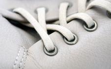Free Shoe Macro Shot Stock Photo - 18711430