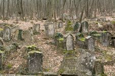 Free Ancient Cemetery Stock Image - 18714431