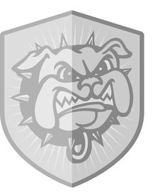 Free Security Dog Badge Stock Photos - 18714473