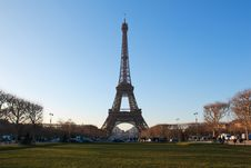 Free Eiffel Tower In Paris France Stock Photo - 18715930