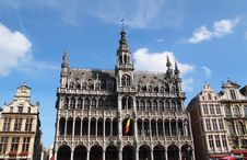 Free King S House At The Grand Place Brussels, Belgium Royalty Free Stock Image - 18717516